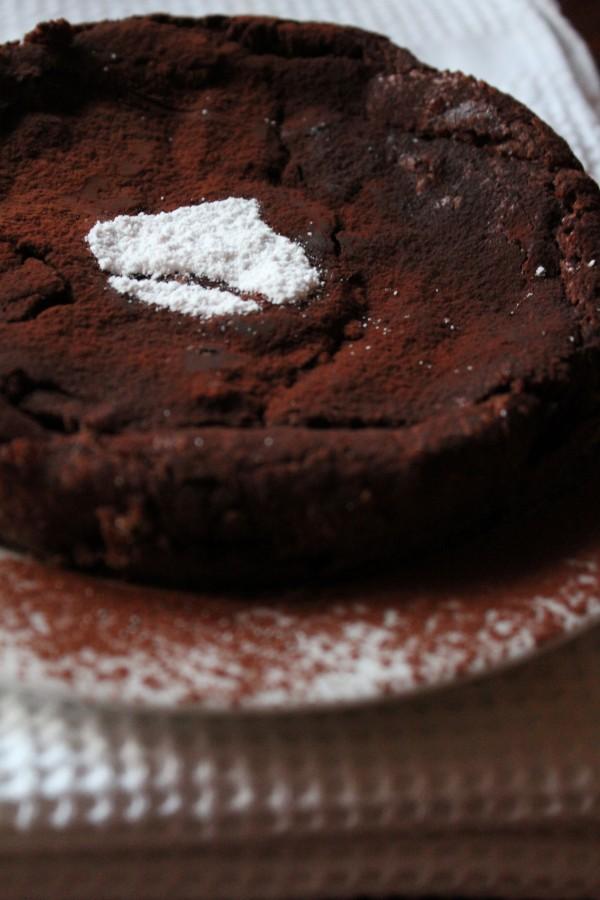 Dolce di cioccolato e crema di marroni - d32507ecfe0