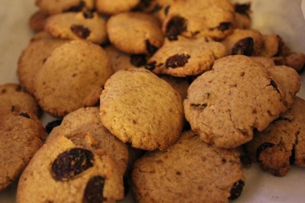 Biscotti Di Farro E Uvette E Poco Più