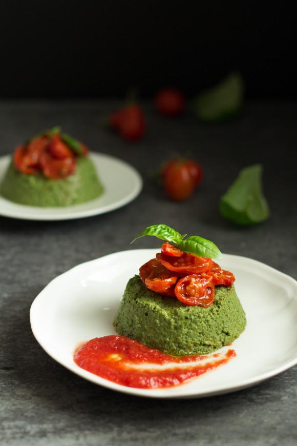 tortini erbe pomodoro