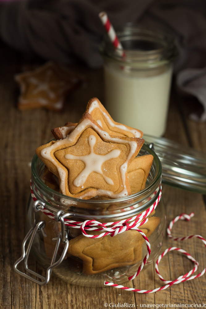 biscotti gingerbread
