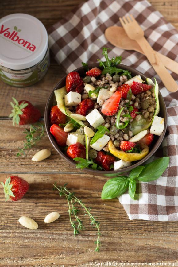 orzo mediterranea olive zucchine