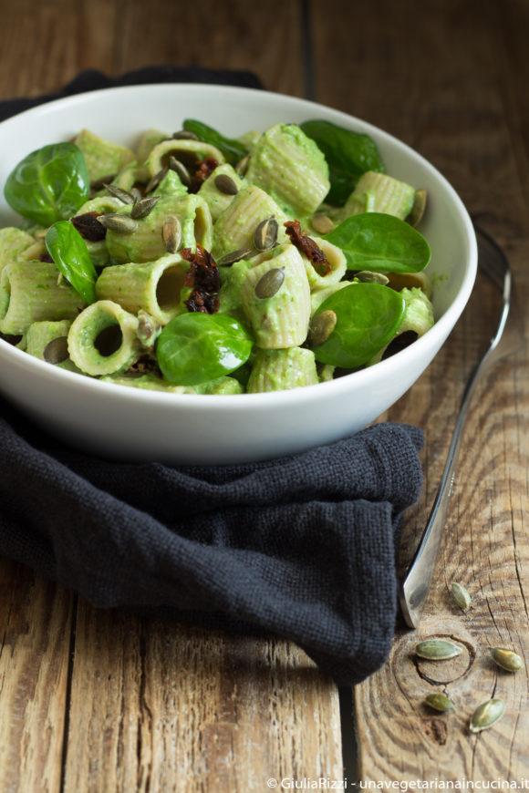 pasta aloe spinacini