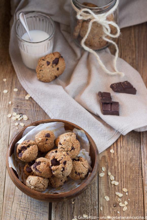 biscottini segale avena