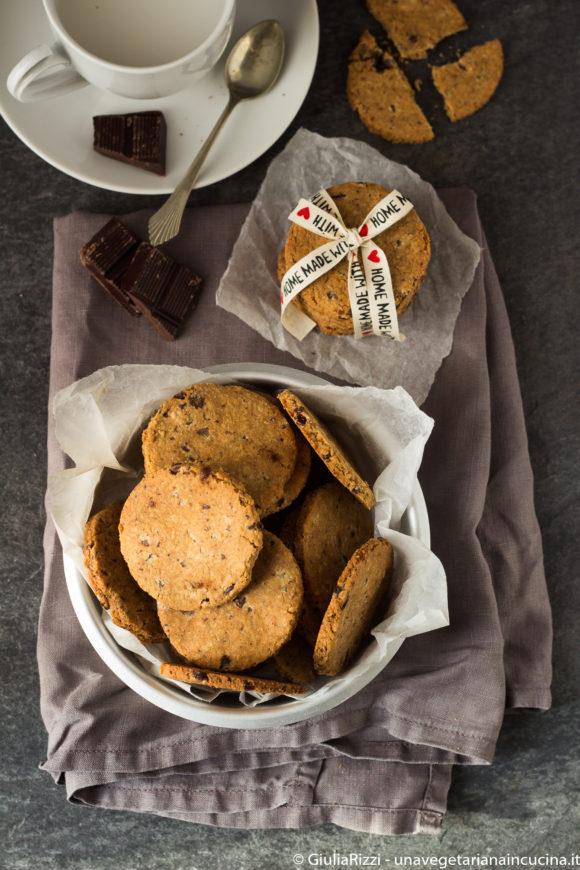 biscotti senza glutine cocco