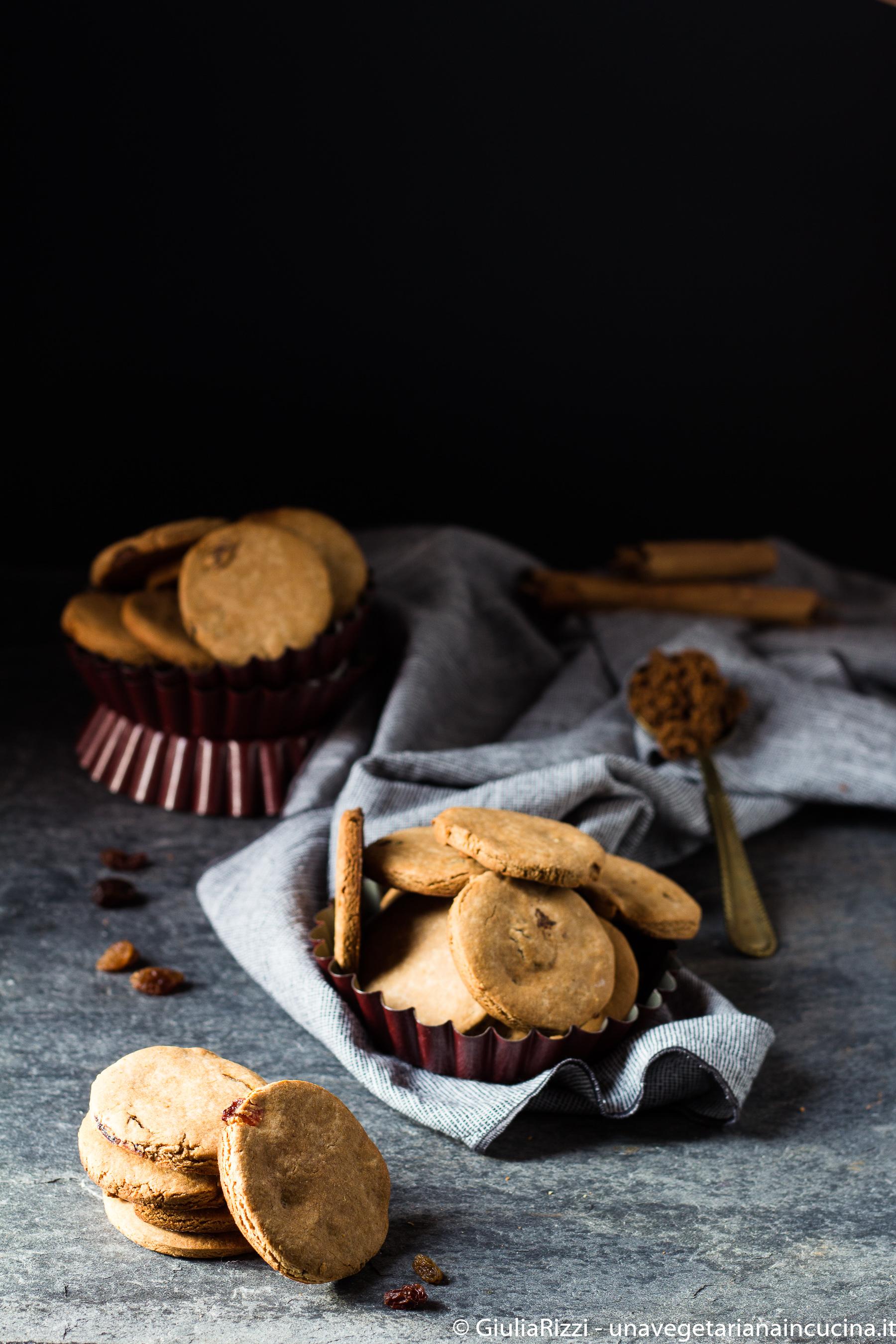 biscotti senza glutine castagne