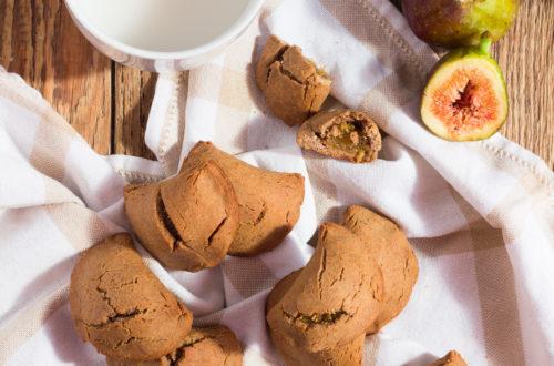 biscotti castagne fichi senza glutine