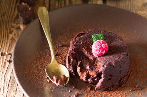 tortini fondenti cioccolato vegan